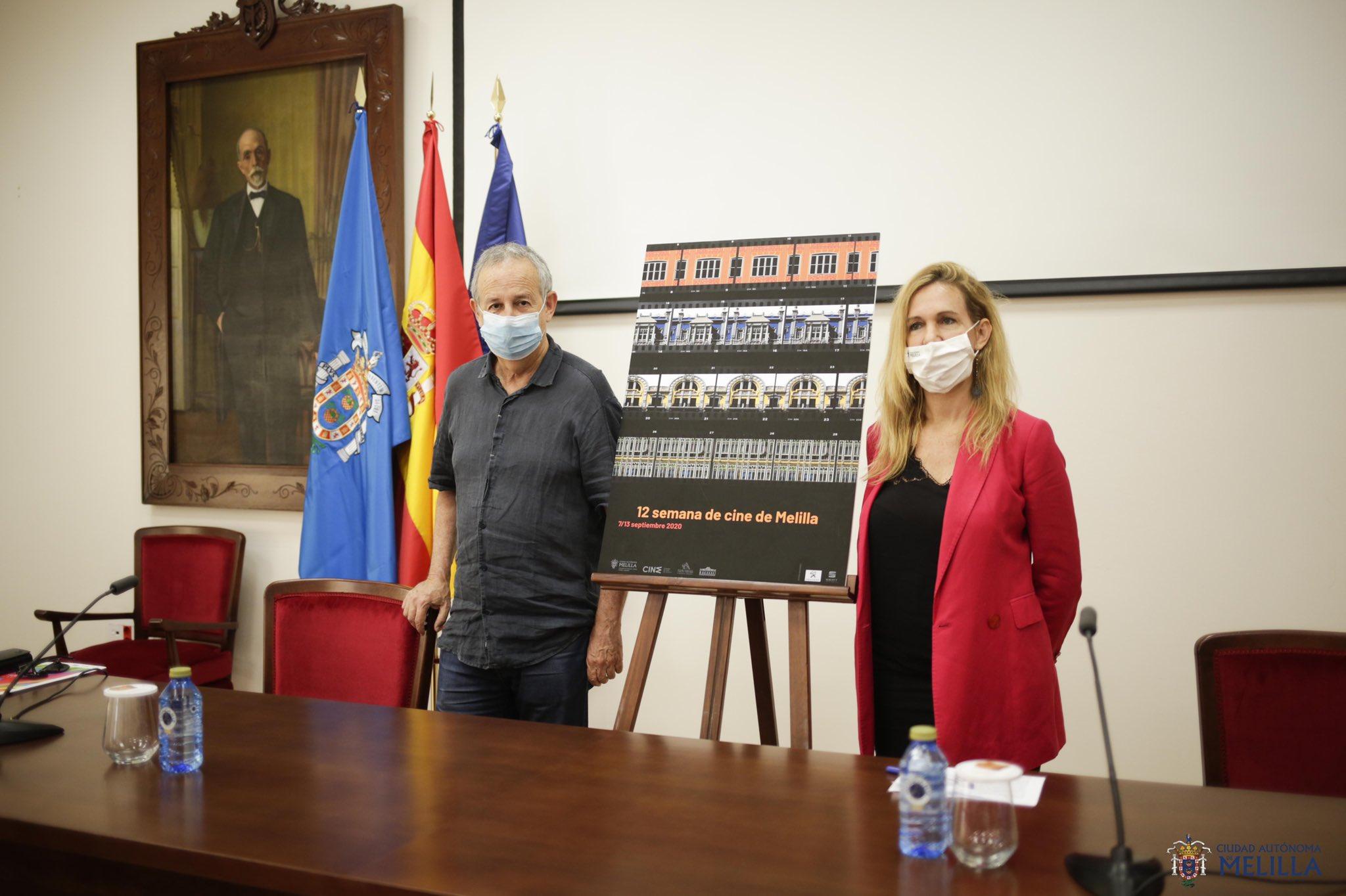Presentación de la XII Semana de Cine de Melilla
