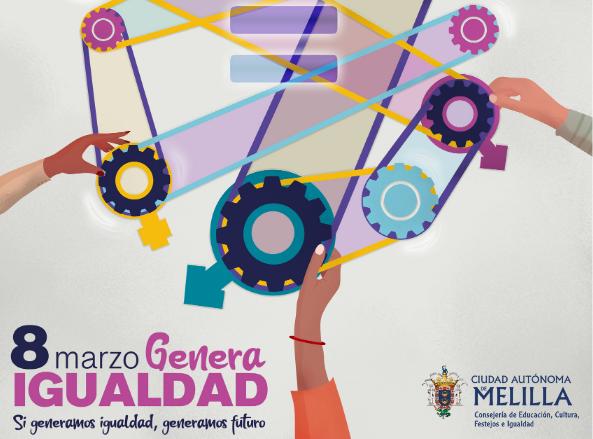 La Consejería de Igualdad presentó la programación de actividades que se desarrollarán durante el mes de marzo con motivo del 8M